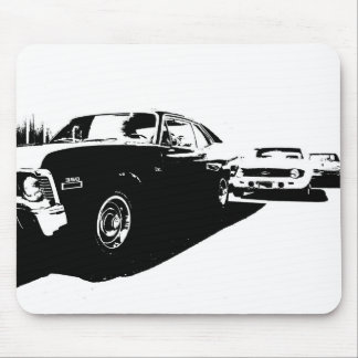 Muscle Car Mousepad
