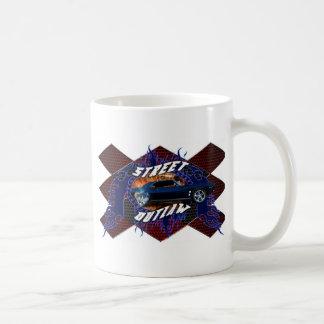 Muscle Car Street Outlaw Coffee Mug