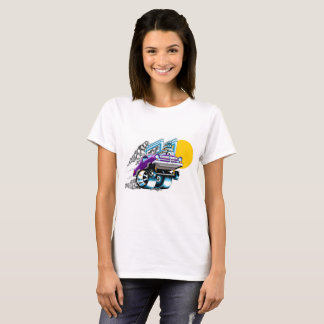 Muscle Car Tshirt for Women