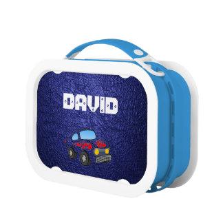 Muscle Car YUBO Lunchbox for Boys