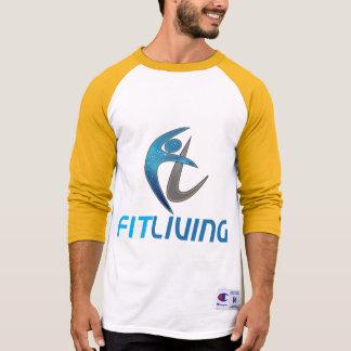 Muscle Dude Raglan T-Shirt
