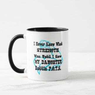 Muscle/I Never Knew...Daughter Mug