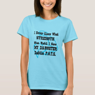 Muscle/I Never Knew...Daughter T-Shirt