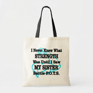 Muscle/I Never Knew...Sister Tote Bag