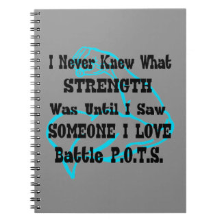 Muscle/I Never Knew...Someone I Love Notebook