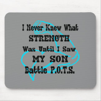 Muscle/I Never Knew...Son Mouse Pad