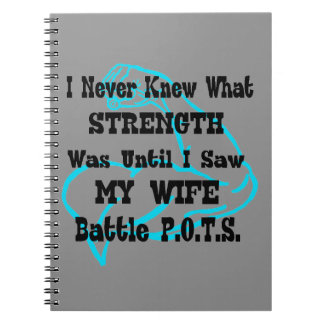 Muscle/I Never Knew...Wife Notebook