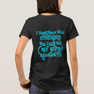 Muscle/I Never Knew...Wife T-Shirt