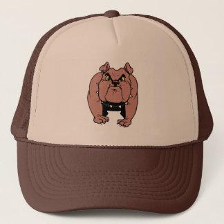 Muscled Bulldog Hat