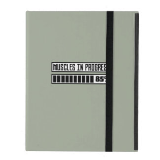 Muscles in progess workout Z1k6x iPad Cover