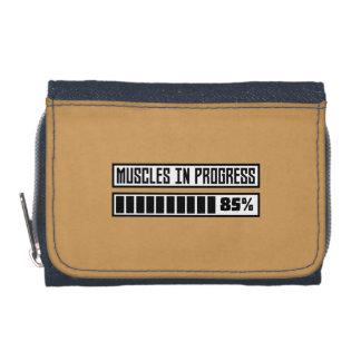 Muscles in progess workout Z1k6x Wallets