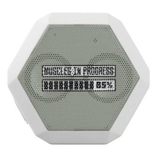 Muscles in progess workout Z1k6x White Bluetooth Speaker