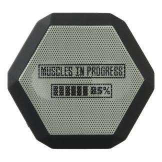 Muscles in Progess workout  Zpf7n Black Bluetooth Speaker
