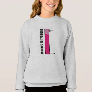 Muscles in Progress GYM Z21z3 Sweatshirt