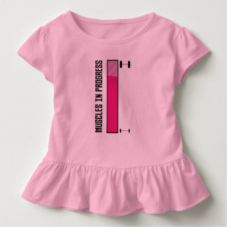 Muscles in Progress GYM Z21z3 Toddler T-Shirt