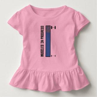 Muscles in progress workout Z8jh1 Toddler T-Shirt