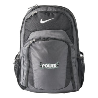 Muscles power backpack