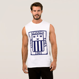 Muscular of the shield of Alianza Lima Sleeveless Shirt
