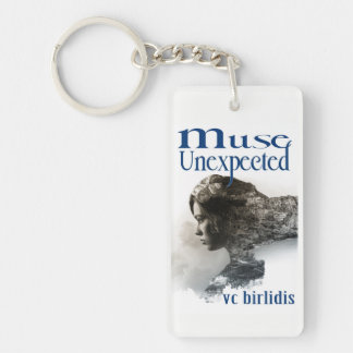 Muse Unexpected Designer Keychain
