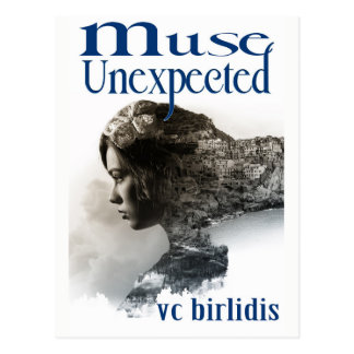 Muse Unexpected Designer Postcard