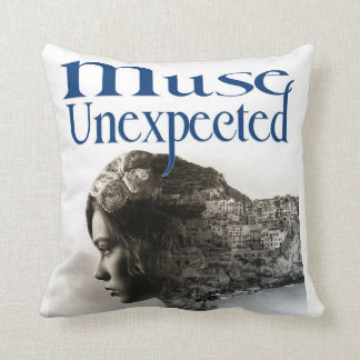 Muse Unexpected Designer Throw Pillow