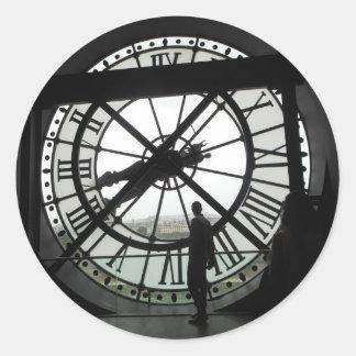 Musée d'Orsay standard sticker