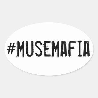 #MuseMafia Sticker