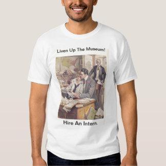 Museum Intern T-Shirt