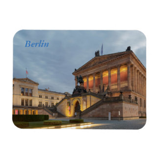 Museum Island in Berlin Magnet