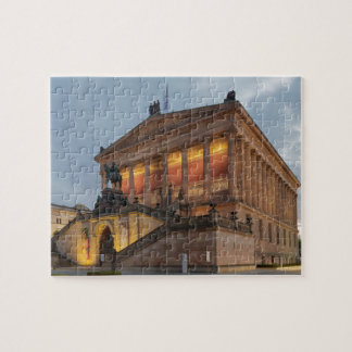 Museum Island in Berlin Puzzle
