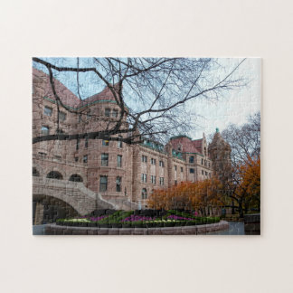 Museum of Art New York. Jigsaw Puzzle