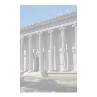 Museum of Fine Arts southern Texas U S A Stationery Paper