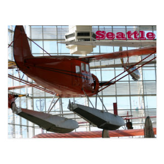 Museum of Flight - Seattle Postcard