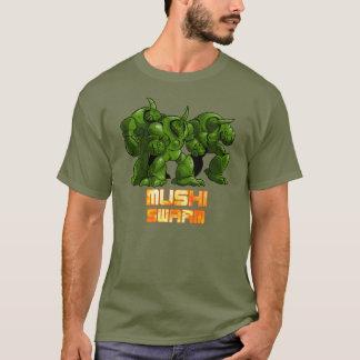 Mushi Swarm Green T-Shirt