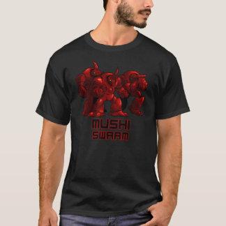 Mushi Swarm Red T-Shirt