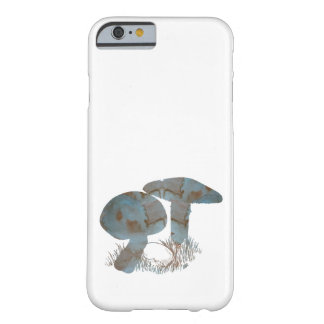 Mushroom Barely There iPhone 6 Case