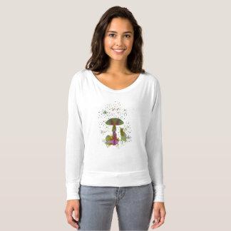 Mushroom Cat T-Shirt