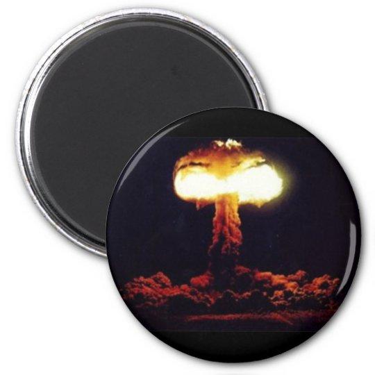 mushroom cloud magnet