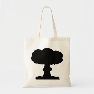 Mushroom Cloud Tote Bag