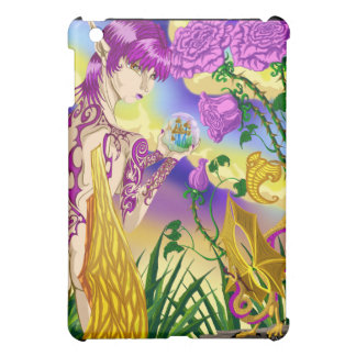 Mushroom Fairy iPad Cases