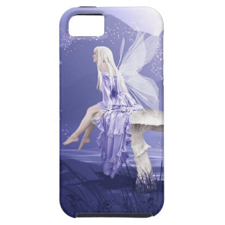 Mushroom Fairy Tough iPhone 5 Case
