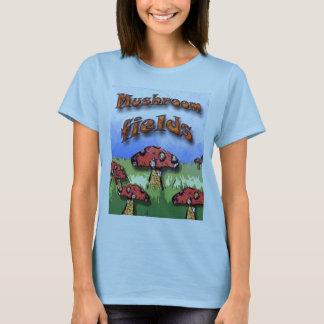 mushroom fields T-Shirt