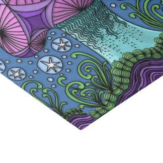 Mushroom Galaxy Tissue Paper
