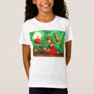 Mushroom Garden Party Kid's T-shirt