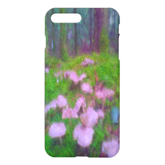 Mushroom in the forest iPhone 7 plus case