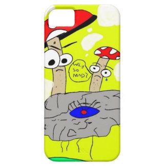 Mushroom iPhone case cover