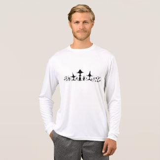 Mushroom monsters long sleeve T-shirt