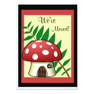 Mushroom Moving Announcement