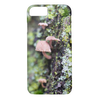 Mushroom Phone Case, Nature Photography iPhone 8/7 Case