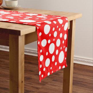 Mushroom Spots Table Runner